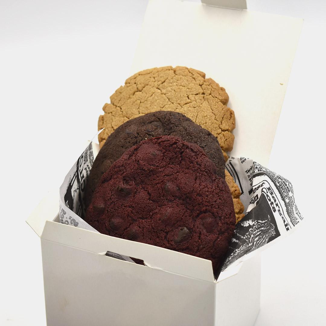 Caja de Cookies XXL