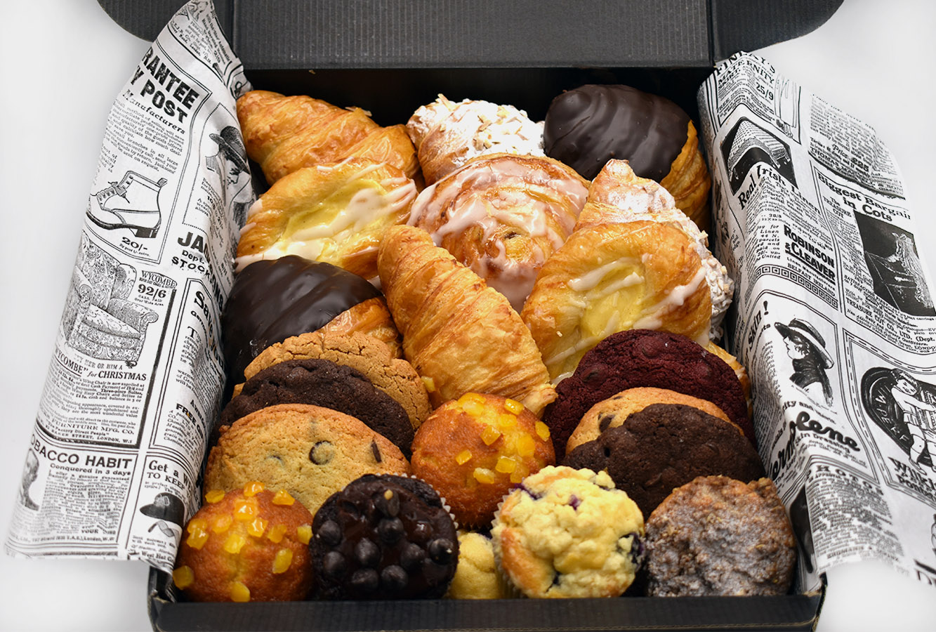 Caja de desayuno