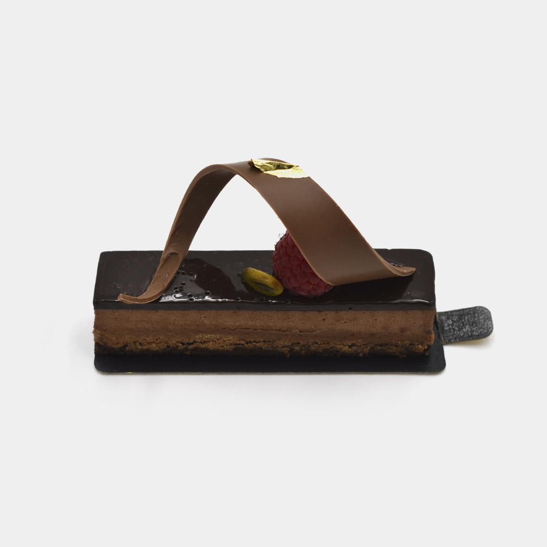 Crujiente de chocolate