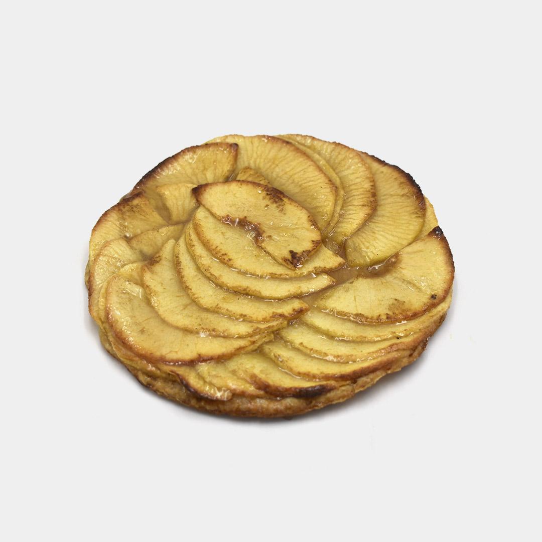 Torta de manzana Goyo