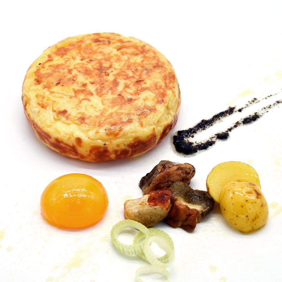 Tortilla de patata tradicional