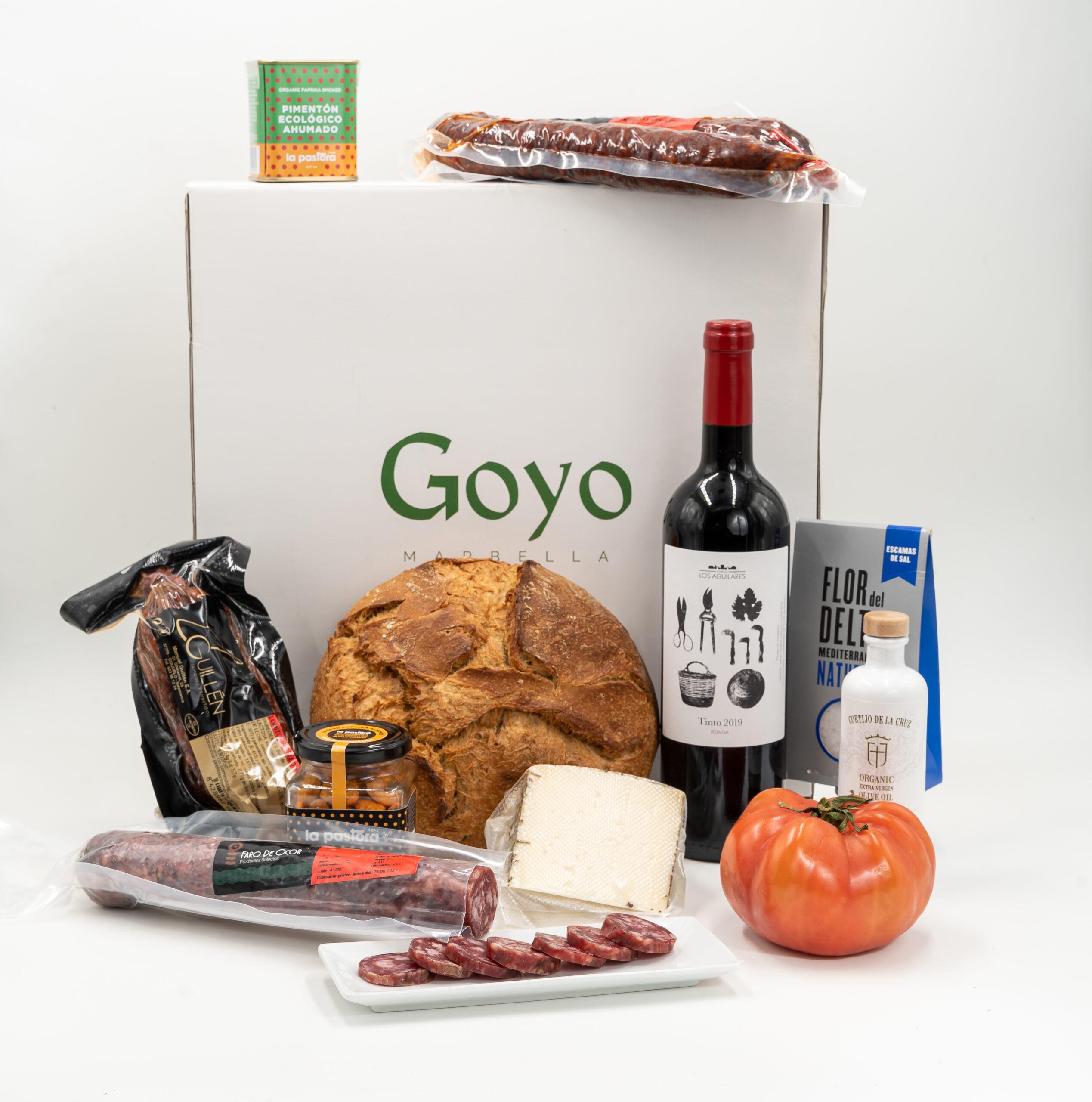 Caja Gourmet mod.3